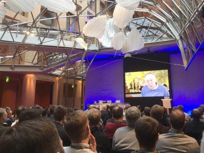"""Berlin'de Gerçekleştirilen """"ESRI Geliştirici Zirvesi Avrupa"""" ya katıldık."""