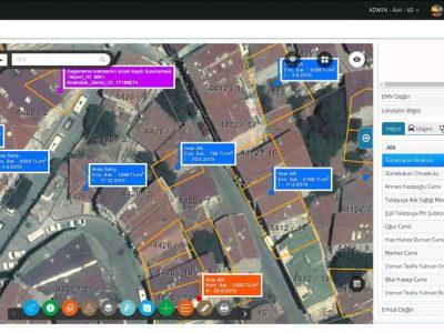 FlexCity® Platformu, Harita ve CBS Yatırımlarınızı Koruyor ve Geliştiriyor