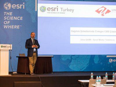 ESRI Utility Workshop 17 Mayıs 2017 Tarihinde Gerçekleştirildi