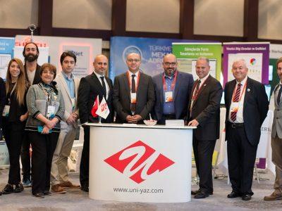 Esri Türkiye Kullanıcı Konferansında Stand Ziyaretleri