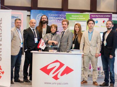 ESRI Türkiye Kullanıcı Konferansına Katıldık