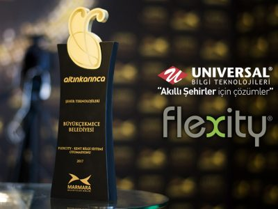 FlexCity Altın Karınca'dan Ödülle Döndü!