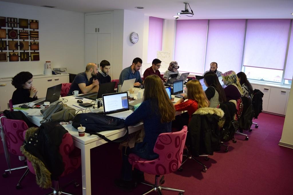 Genç Programcular Eğitimi 1. Dönem