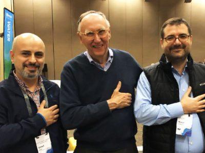 Universal Ekibi Esri İş Ortakları Konferansında