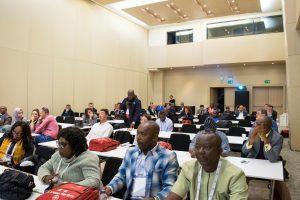 Universal Ekibi Uluslararası FIG Konferansındaydı