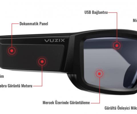 Vuzix Ar Gözlük