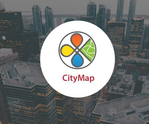 CityMap Harita Görüntüleme ve İşleme