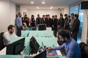 Anadolu Lisesi Öğrencileri Universal'i Ziyaret Etti