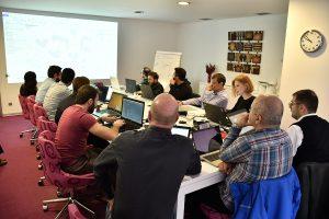 GeoCom ile Geleceğin Akıllı Şebeke Yönetim Teknolojileri ve Uygulamaları Çalıştayı Yapıldı