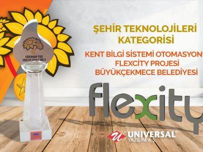 FlexCity'ye Yeni Bir Ödül