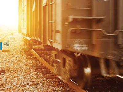 10-12 Nisan İzmir'de Eurasia Rail Fuarı'ndayız
