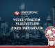 Universal 2020 Yerel Yönetimler Faaliyetleri İnfografik